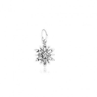 Cheap Pandora Disney Frozen Snowflake Pendant Charm Sale