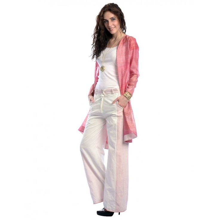 Woven Cottons Coral Jacket by Amrich