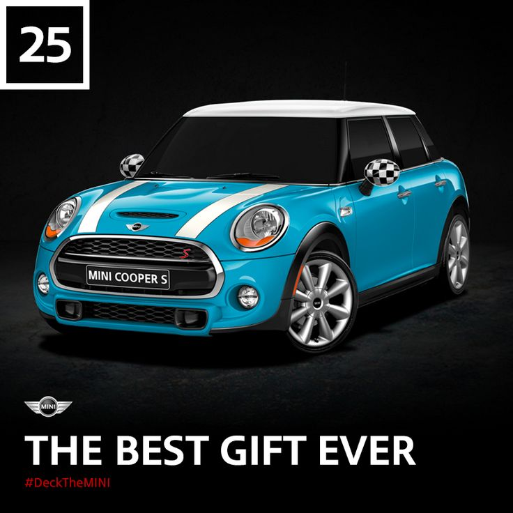 Is this your idea of the best gift ever? Click to build the MINI you'd put on your wish list. #DeckTheMINI