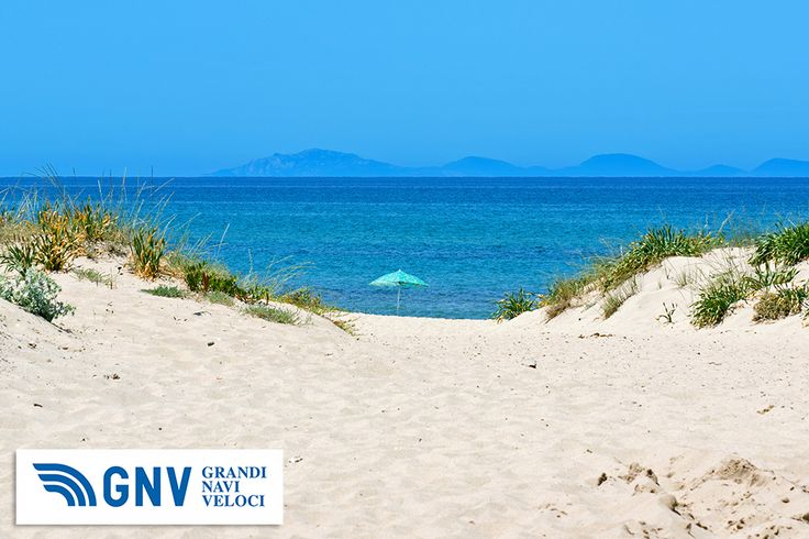 Sardinia beaches. Discover #GNV routes from/to #Sardinia here: http://www.gnv.it/en/ferries-destinations/porto-torres-ferries-sardinia.html
