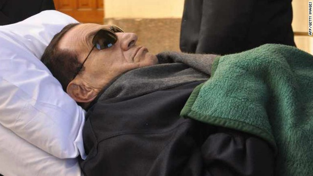 Egypt's Hosni Mubarak sentenced to life in prison for role in killing of protesters