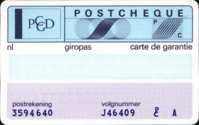 Pasje postbank