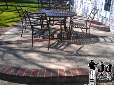 Exceptional Find This Pin And More On Brick And Concrete Patio Ideas.