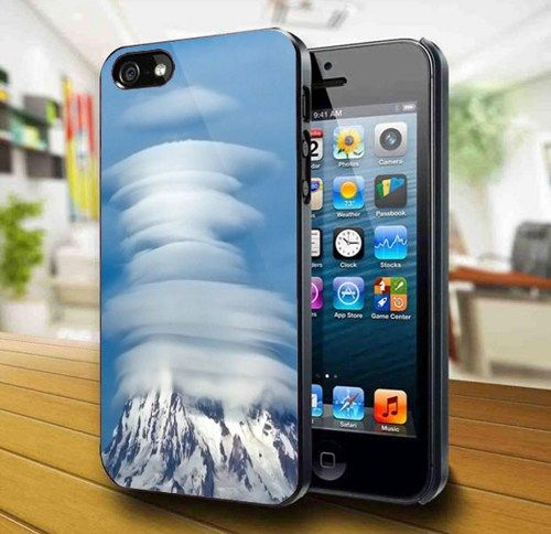 Twister iPhone 5 Case       kogadvertising - Accessories on ArtFire