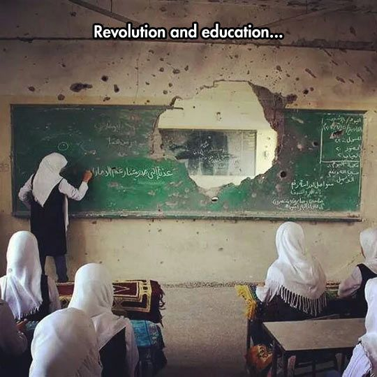 When Education Is More Important Than Anything Else
