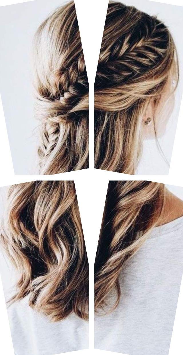 Short Female Hairstyles   Choppy Hairstyles   Easy Fancy Hairstyles For Medium L…