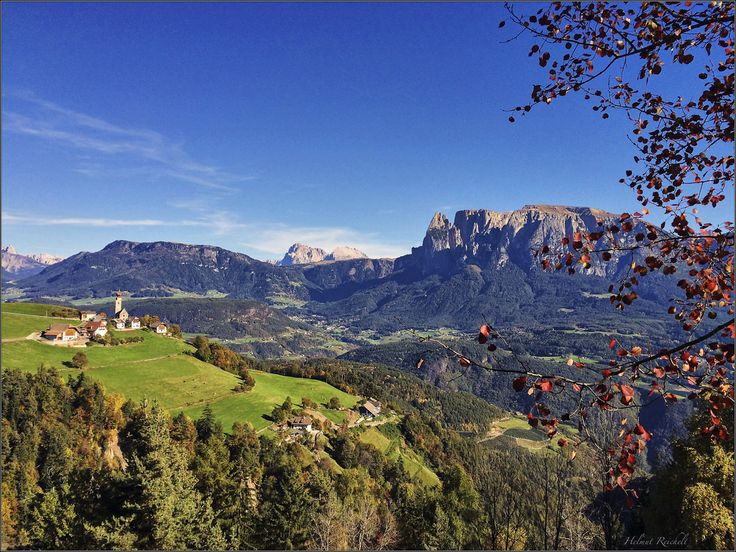 ITALY, RITTEN, SOUTH TYROL
