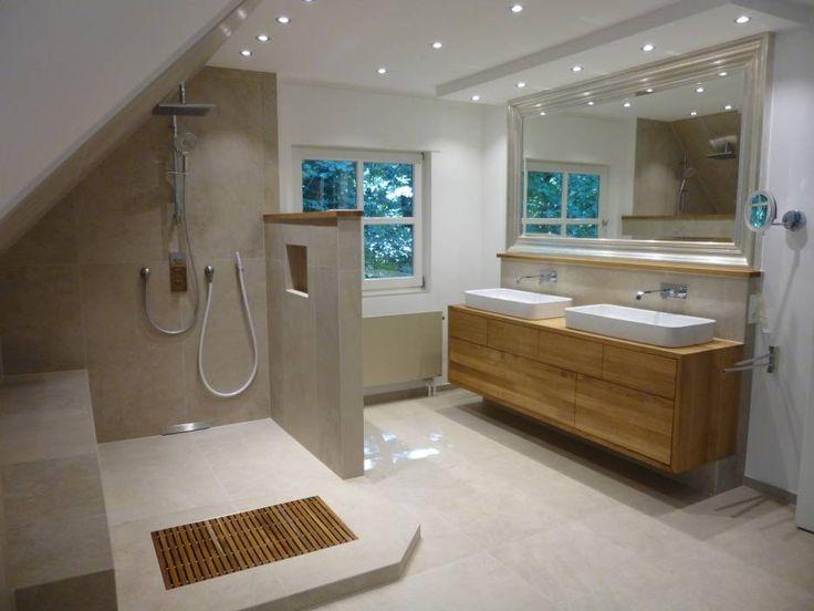 69 best Badezimmer images on Pinterest Bathrooms decor, Bathroom - das moderne badezimmer wellness design