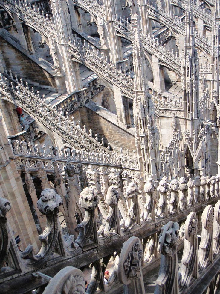 Milano, Italia · Gothic ArchitectureGothic ArtMiddle ...