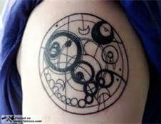 doctor who tattoos - Bing Images