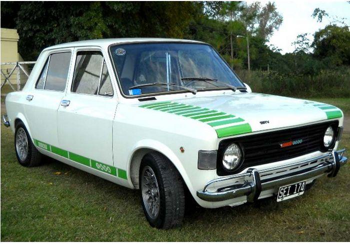 Fiat 128 IAVA 1973 Ind.Argentina