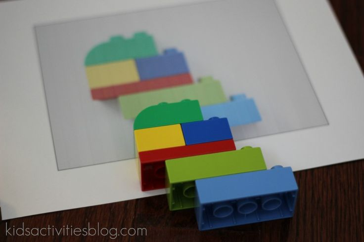 Help your child develop spatial awareness by creating a block building book from their own creations.