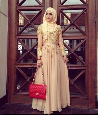 Model Kebaya Muslim Terbaru