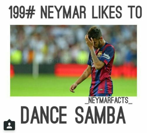 Neymar Facts