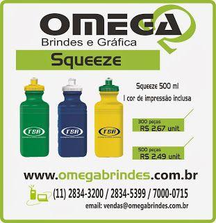 Busca Squeeze Personalizados para Brindes Promocionais em São Paulo.
