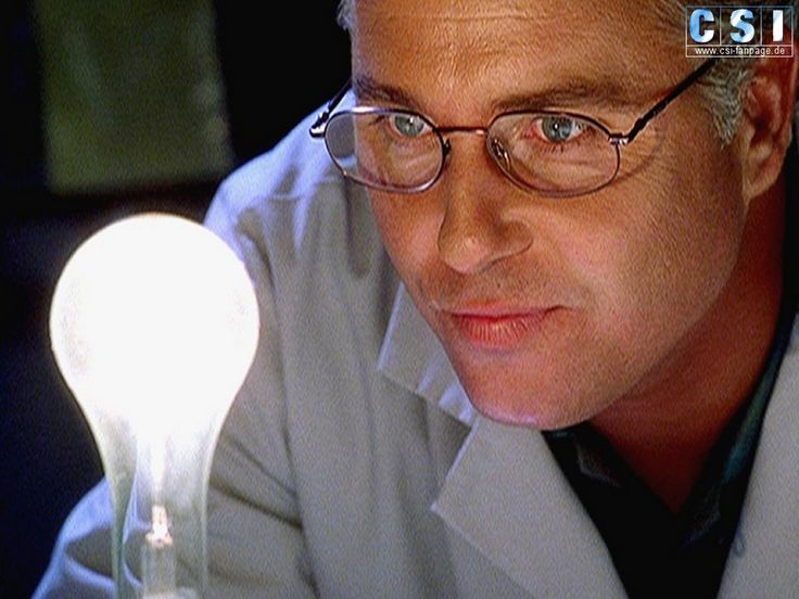where can we meet grissom from csi