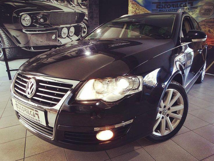 Volkswagen Passat Variant 1.9 TDi Confort #vw #vwpassat #carrinha
