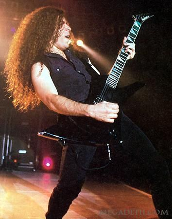 Marty Friedman - Megadeth