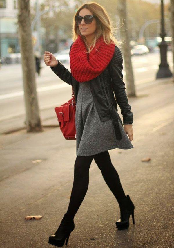 street-style-look-inverno-vestido-com-meia-calca-estilo