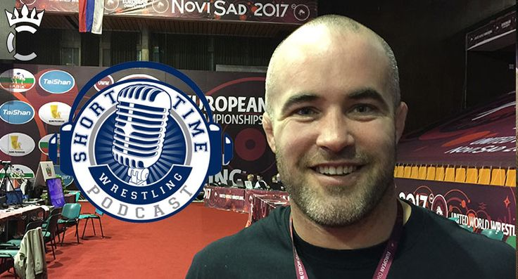 Hanging out with Andy Hrovat in Serbia at the European Championships - ST328 -
