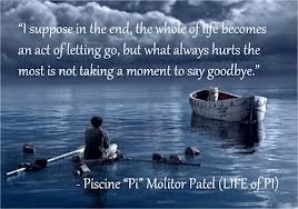 The life of pi i suppose in the end the whole of life for Life of pi ending