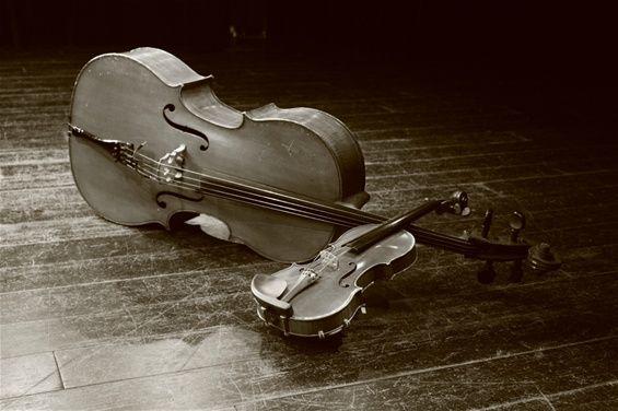 Ce soir, venez assister à l'audition des classes de Delphine DELLACHERIE (violon) et Sophie DEPUYDT (violoncelle) à l'école de musique Maurice Duruflé à #Louviers. Réservation par téléphone au 0232506558 Auditorium BERNSTEIN, Entrée libre