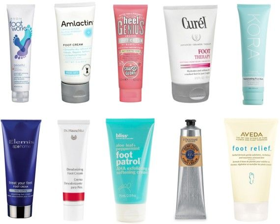 Grab one of the best foot creams to treat your dry, achy feet