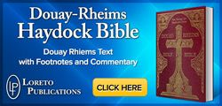 Douay-Rheims Catholic Bible, Epistle Of Saint Paul To The Romans Chapter 12