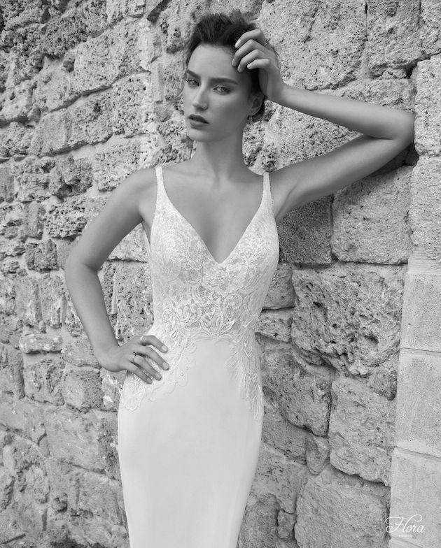 Floral Bridal 2015 Wedding Dress Collection | Bridal Musings Wedding Blog 7