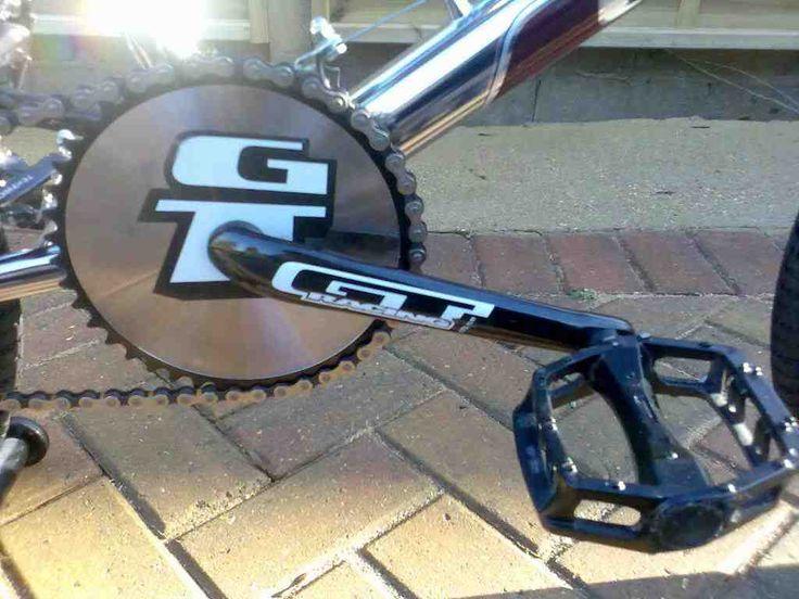 GT BMX Bike Parts