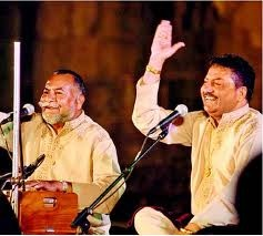 Wadali Brothers are Sufi singers and musicians from Guru Ki Wadali in the Amritsar District in Punjab, India.  www.songdew.com