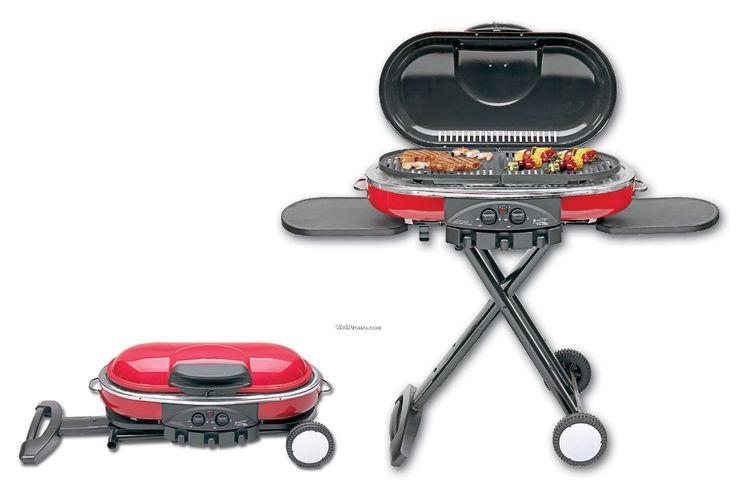coleman roadtrip grill lxe propano ref: 5493a