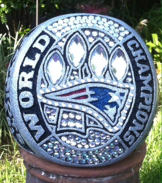 b2065da2c Patriots super Bowl ring hat