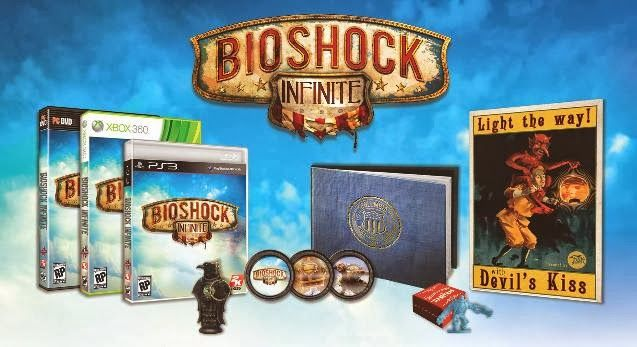 Great Items Found in Bioshock Infinite Ultimate Songbird Edition