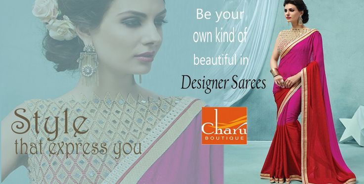 People will stare, make it worth their while #Shop #designer #partywear #sarees @CharuBoutique #Store #Nagpur #festivewear   #festivecollection   #traditionalwear   #ethnicwear   #indianoutfit   #stylish   #fashionable   #elegant  #partywearsarees #designersarees