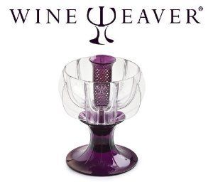 Wineweaver Ultimate Aerator Crystalline Purple