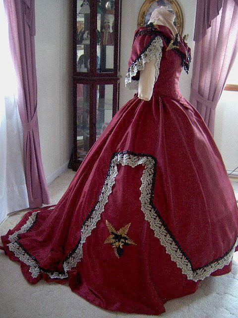 17 Best ideas about 1800s Dresses on Pinterest | Victorian ...