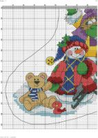 Gallery.ru / Фото #7 - Dimensions 00340 Snow family fun - Herzen