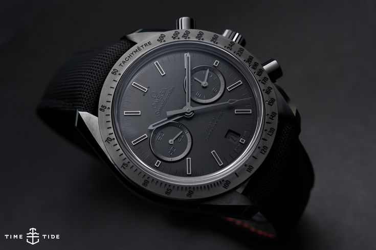 omega dark side of the moon all black - Google Search