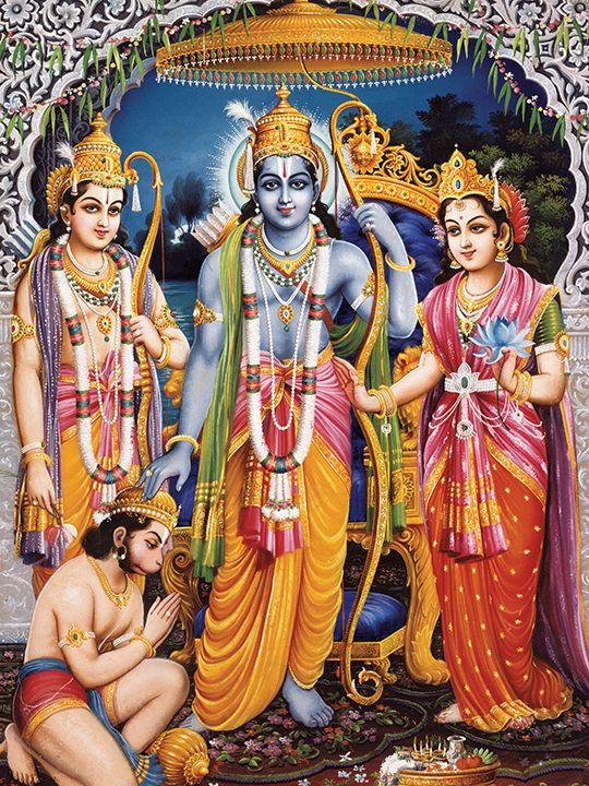 Buddhist, Hindu Deities Come Alive In Brilliant, Mythological Artwork