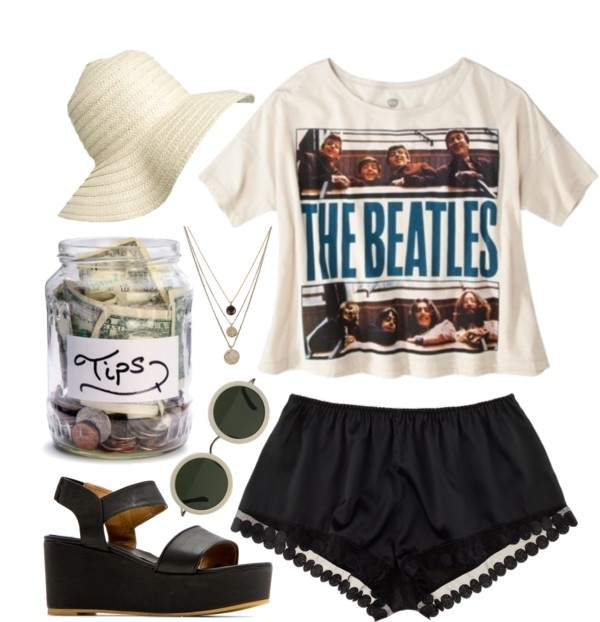 """summer fest"" by sofie-way ❤ liked on Polyvore"