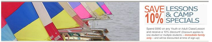 Adult Sailing Lessons in DC