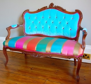 .: Lounges Chairs, Montpelli Sofas, Multi Color, Garage Sales Finding, Chairs Chai Sett, Furniture, Chairs Ideas, Photo, Antiques