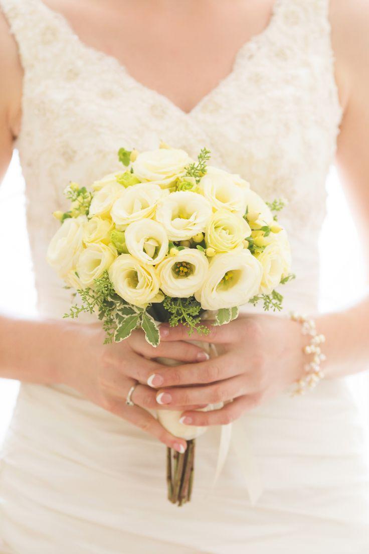 Romantyczny bukiet ślubny : Pracownia paryskie klimaty