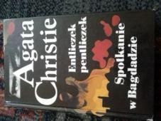 Bardzo popularna książka Agaty Christie