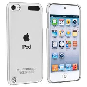 INSTEN Snap-on Crystal Case For Apple iPod touch 5th Generation, Clear Rear