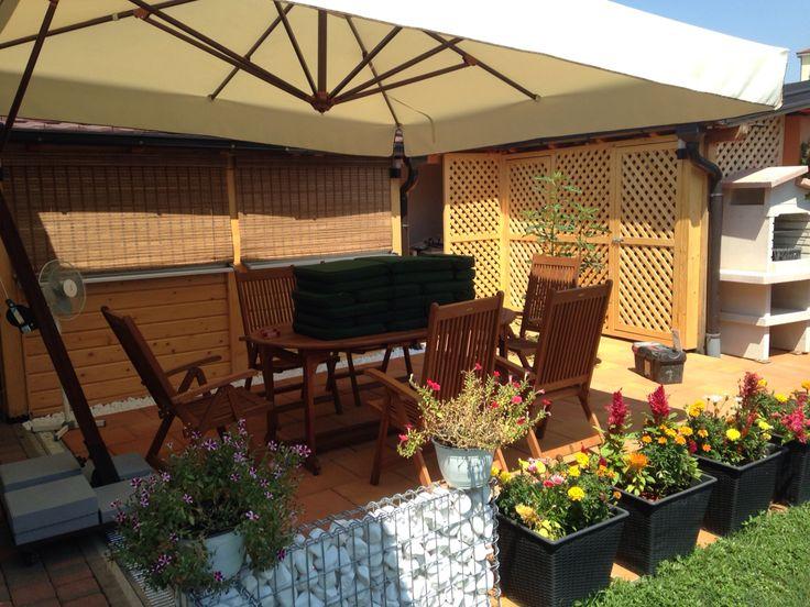 summer kitchen - garden
