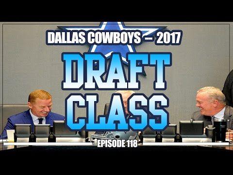 Dallas Cowboys 2017 Draft Class & Social Networks | Cowboys Blog