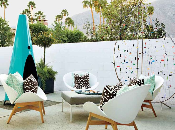 The Christopher Kennedy Compound: The Palm Springs Modernism Week Show  House 2014