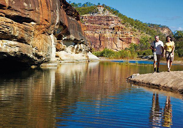 Queensland National Parks - Porcupine Gorge National Park
